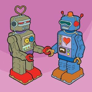 Love Bots by Duncan Wilson
