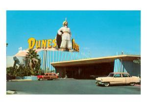 Dunes Hotel, Las Vegas, Nevada