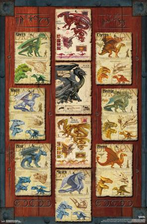 DUNGEONS AND DRAGONS - DRAGON GRID