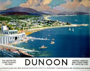 Dunoon, LNER/LMS, c.1923-1947