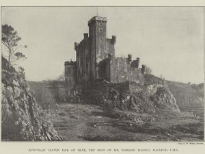 Dunvegan Castle, Isle of Skye, the Seat of Mr Norman Magnus Macleod, Cmg