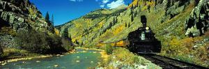 Durango and Silverton Railroad Co USA