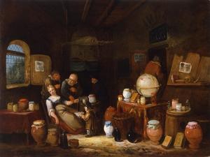 Dutch Apothecary, C.1775-1800