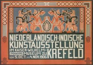 Dutch East Indies Art Exhibition, Germany