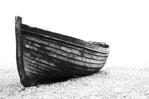 A Stranded Boat by Dutourdumonde