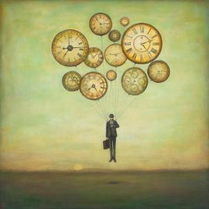 Waiting for Time to Fly by Duy Huynh