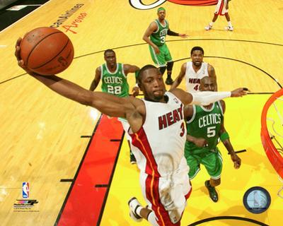 Dwayne Wade 2011-12 Playoff Action