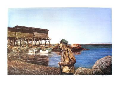 Restless, Newfoundland Fisherman