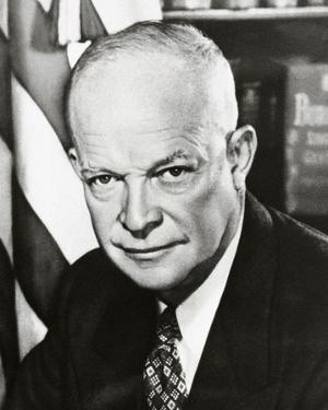 Dwight D. Eisenhower, 34th President of the United States