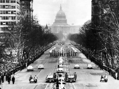 Dwight Eisenhower's Second Inauguration