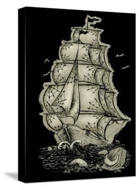 Coffin Seas by Dwight Francis
