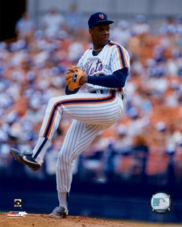 Dwight Gooden - Pitching Action