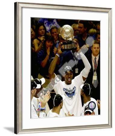 Dwight Howard - 2009 East. Conf. Trophy