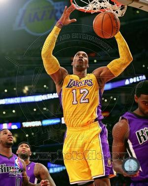 Dwight Howard 2012-13 Action