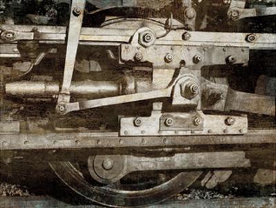 Locomotive Detail by Dylan Matthews