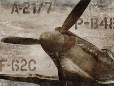 Vintage Airplane by Dylan Matthews