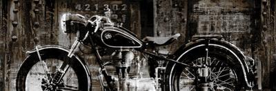 Vintage Motorcycle by Dylan Matthews