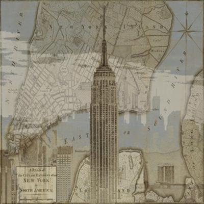 Vintage NYC I by Dylan Matthews