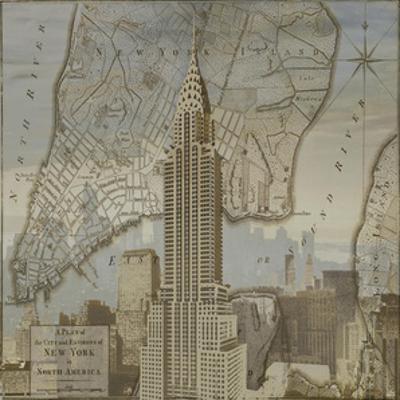 Vintage NYC II by Dylan Matthews
