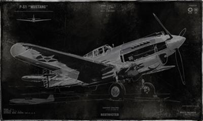 Vintage War Plane by Dylan Matthews