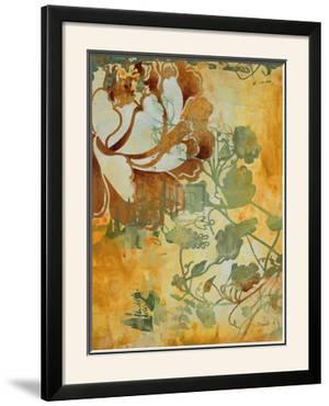 Graphic Floral II by Dysart