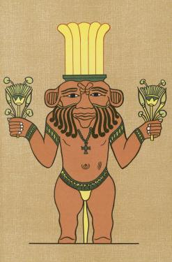 Bes, Dwarf-God of Egypt by E.a. Wallis Budge