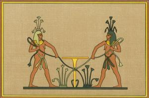The God of the Annual Nile Inundation by E.a. Wallis Budge