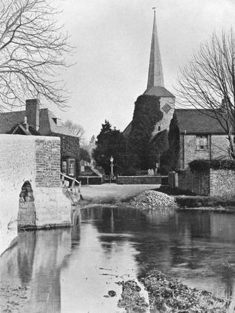 Eynsford, Kent, 1924-1926