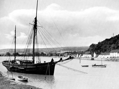 Minehead from the Harbour Wall, Somerset, 1924-1926