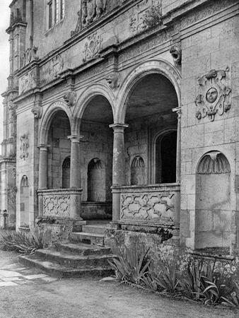 The Loggia, Cranborne Manor House, Dorset, 1924-1926
