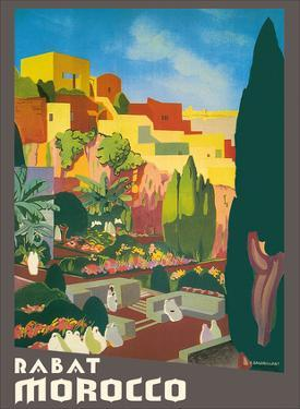 Rabat Morocco by E. Baudrillart