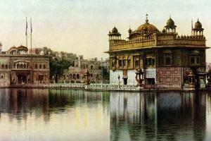 Golden Temple, Amritsar, Punjab, India, C1930s by E Candler