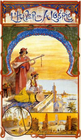 L'Hiver En Algerie by E. Herzig