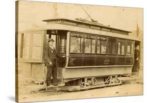 Tacoma Railway and Motor Company Street Car, North K Street Line (ca. 1899) by E.L. Gurnea