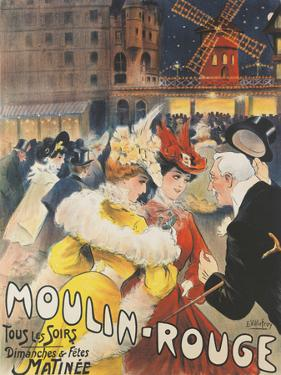 1900 - Paul Villefroy by E. Paul Villefroy
