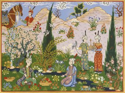 Persian Scene V by E.S. Elmhurst
