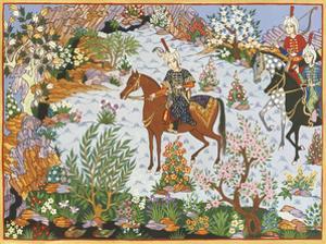 Persian Scene VIII by E.S. Elmhurst