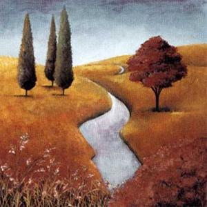 Field and Stream II by E. Serine