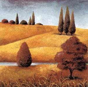 Field and Stream III by E. Serine