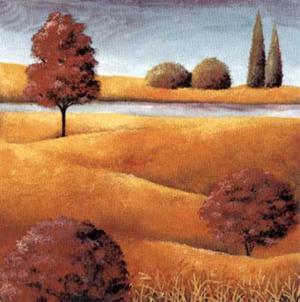 Field and Stream IV by E. Serine