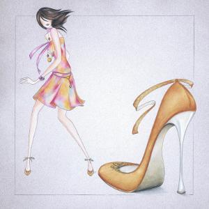 New Fashion II by E. Serine