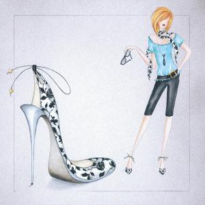New Fashion III by E. Serine