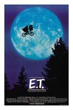 E. T. THE EXTRA-TERRESTRIAL [1982], directed by STEVEN SPIELBERG.