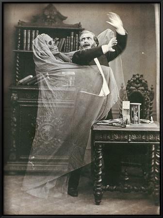 Spirit Photograph, 1863