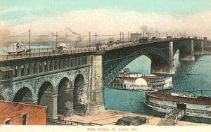 Eads Bridge, St. Louis, Missouri