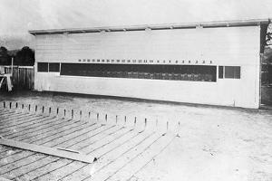 Eadward Muybridge's Camera Shed