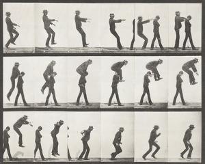 Jumping Over by Eadweard Muybridge