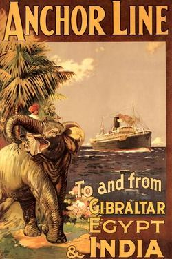 Gibraltar and India II by Eaglecrown
