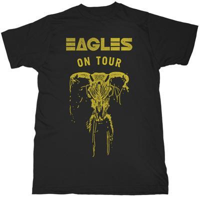 Eagles- On Tour Skull