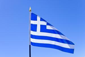 Flag Of Greece by eans